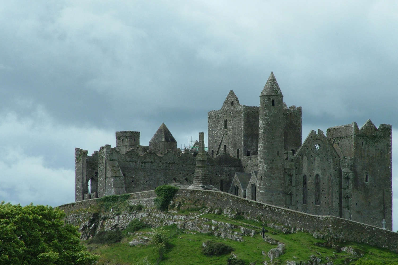 Photo of Irish castle